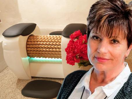 Dr. Riina Raudsik lümfidest ja rullmassaažist