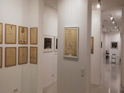 Inauguración Exposición Fernando Higueras. Palafox 21