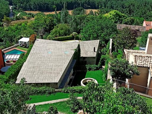 La casa de Brihuega 14 años después