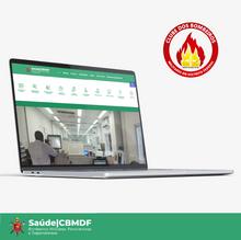 Site da Saúde do CBMDF está no ar