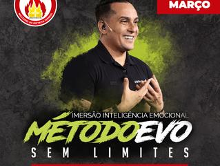 Imersão Inteligência Emocional MÉTODO EVO SEM LIMITES 100% online com MÁRCIO MICHELI!