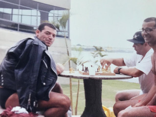 I Torneio de Xadrez do CBMDF