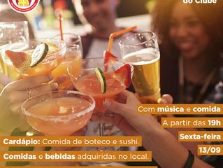 Happy Hour do Clube