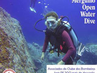 Curso de Mergulho Open Water Dive