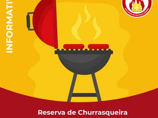 INFORMATIVO - Reserva de Churrasqueira / Abertura de agenda dia 02/01/2021
