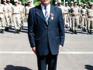 Falecimento do 3º Sgt Ref. Pedro Ferreira Netto