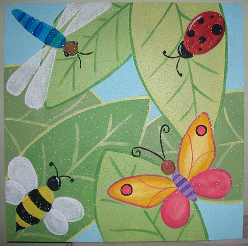 insects bulletin board