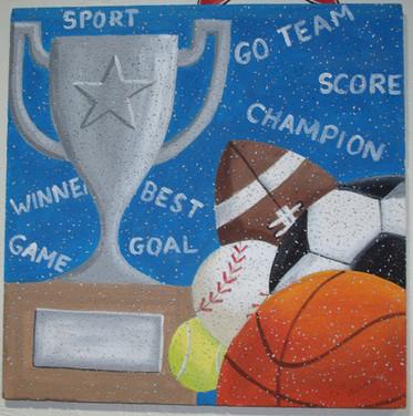 sports bulletin board