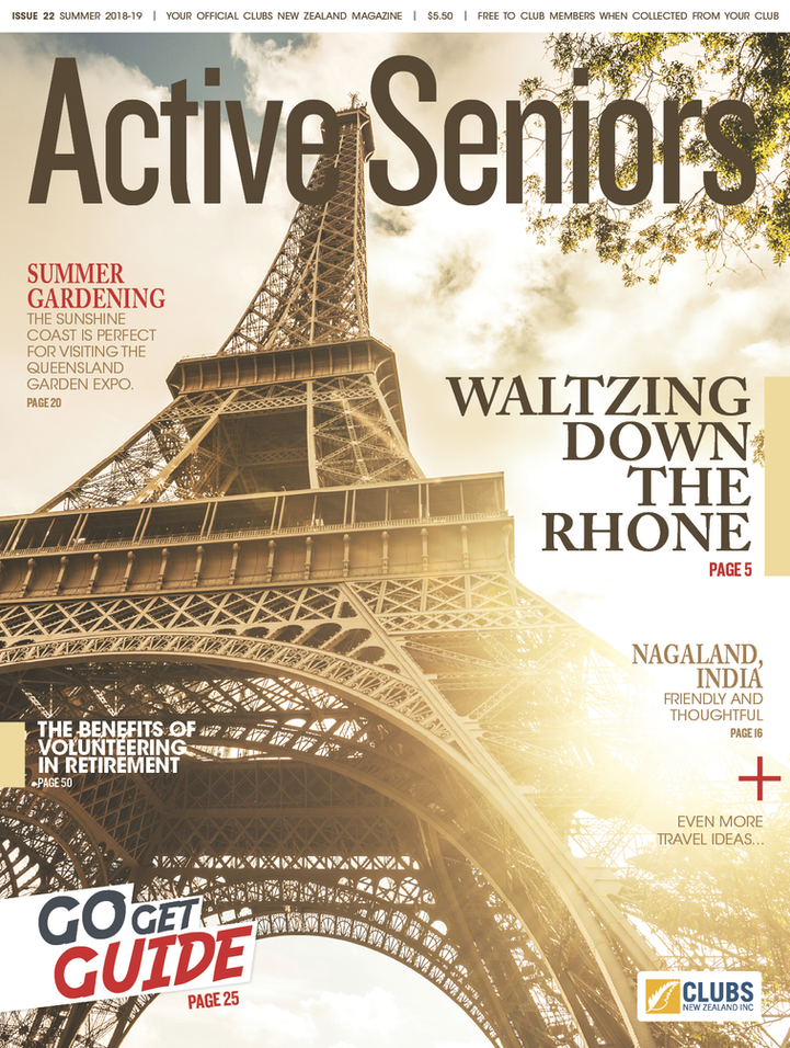 Active Seniors Summer 2018-19