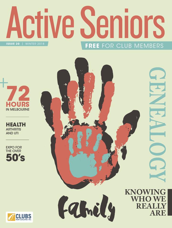 Active Seniors Winter 2018