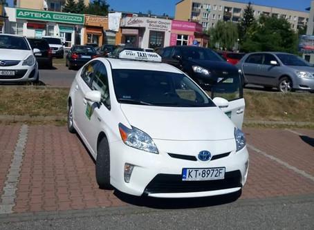 Radio Taxi EFEKT usługi przewozowe na wysokim poziomie