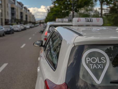 PolsTaxi taksówki w Warszawie