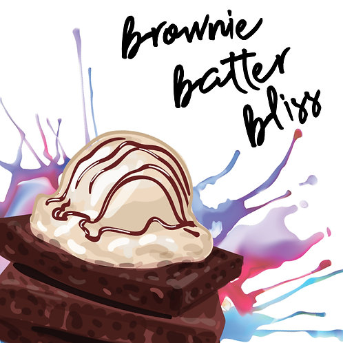 YOU'RE BATTER WITH BROWNIES!