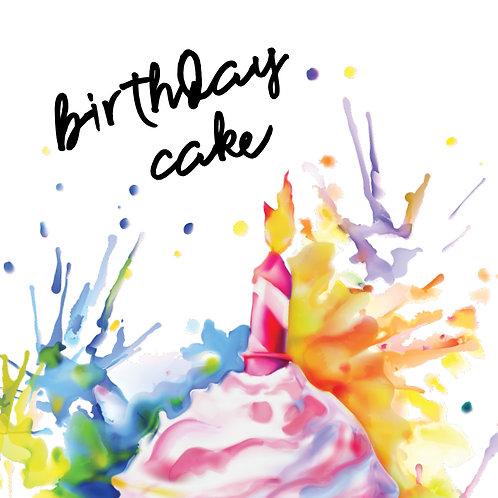 FEELIN' CUTE IN YOUR BIRTHDAY SUIT!