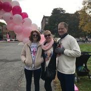 Making Strides Against Breast Cancer Walk October 2019