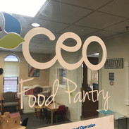 Commission of Economic Opportunity Food Pantry (CEO)