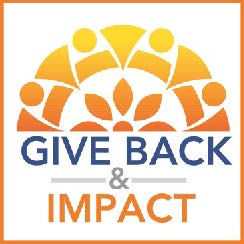 Give Back and Impact Integra HR Logo