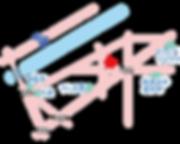 ベルエアー樽味map.png