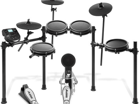 How to Practice Drums at Home - Electronic Kits