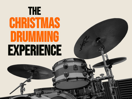 What is The Christmas Drumming Experience?