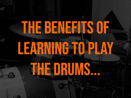 Why learning to play the drums is great for Adults