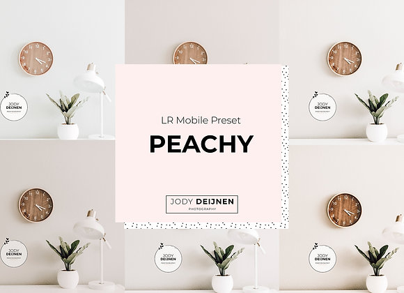 Peachy by Jody Deijnen Photography