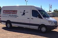 Sprinter Van for Same Day Hot Shot Delivery, AOG, Courier, Messenger & Cartage