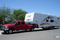5th Wheel Trailer Shipping Delivery Courier & Messenger