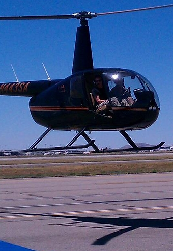 Hot Shot Delivery Courier & Messenger, Commercial Helicopter Pilot