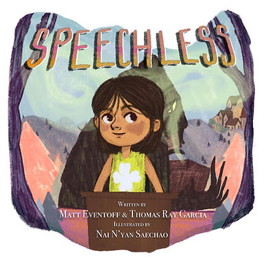 Front Cover for Speechlees