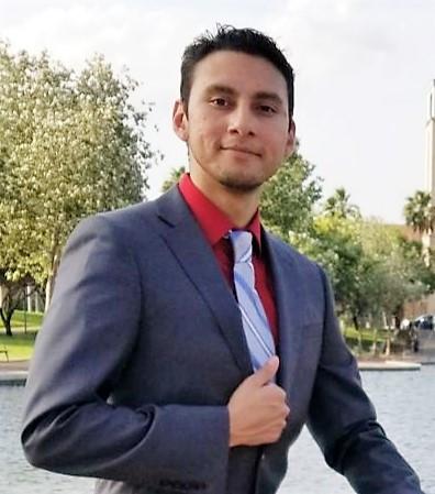 Cristian Mercado - UTRGV '19