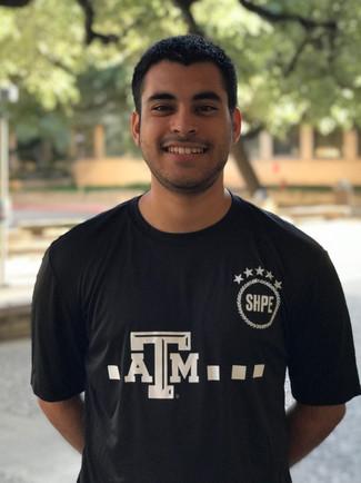 Gerardo Garza - A&M College Station '17