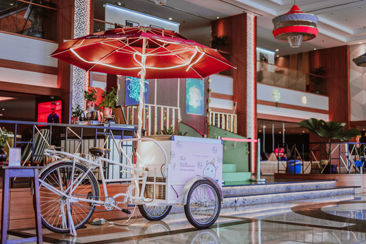 The Jen Hotel, Penang