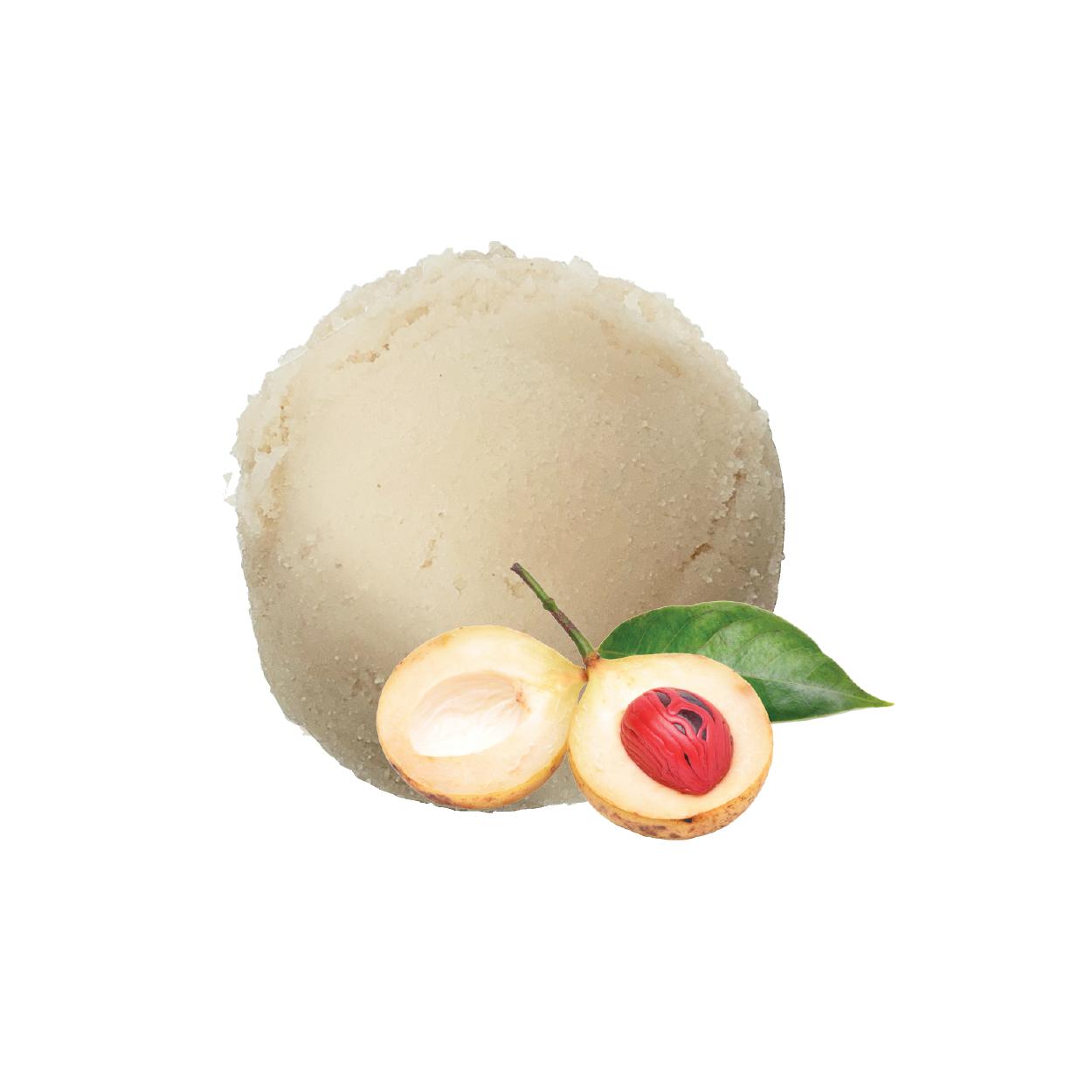 NUTMEG SORBET
