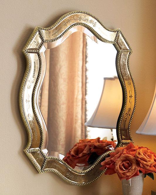 """Зеркало в венецианском стиле """"Стелла"""""""