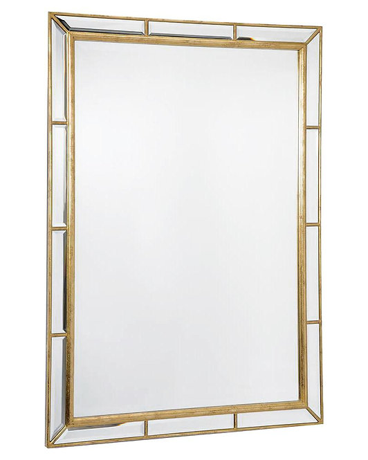 """Зеркало в золотой раме """"Велингтон"""""""