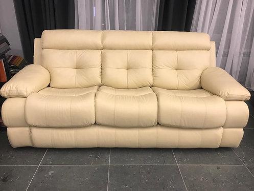Кожаный раскладной диван Рокфорд