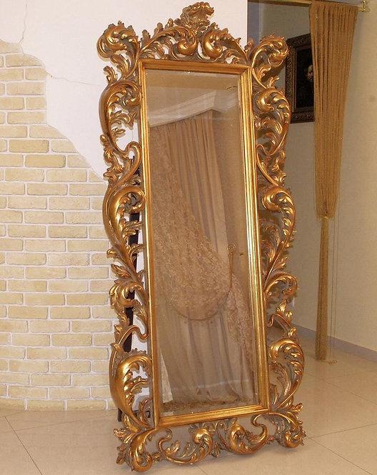 """Зеркало в раме """"Меривейл"""" (19C. gold)"""