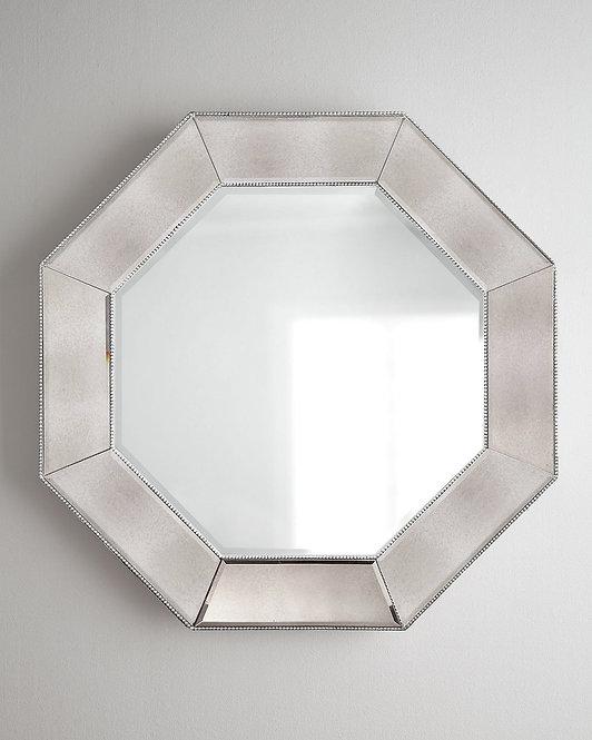 """Зеркало в восьмиугольной раме """"Кристи"""""""