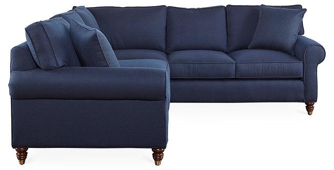 Угловой диван Gefest