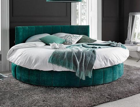 Круглая кровать Faina