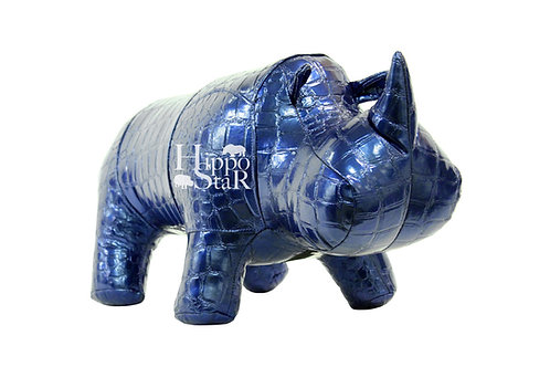 Декоративный Носорог Platy Вright Вlue