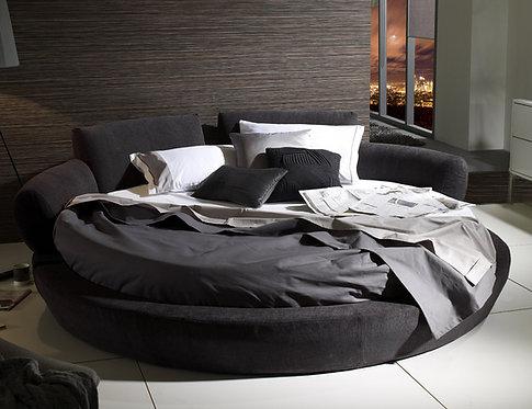 Круглая кровать Eleonora