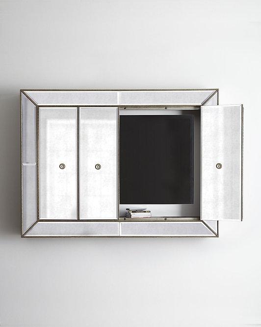 "Зеркало - шкаф под телевизор ""Дюран"""