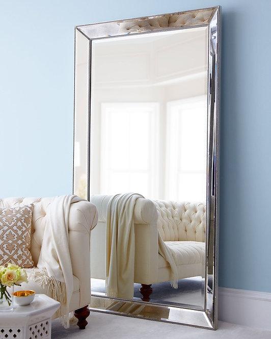 "Напольное зеркало ""Уилшир"" (pale silver)"
