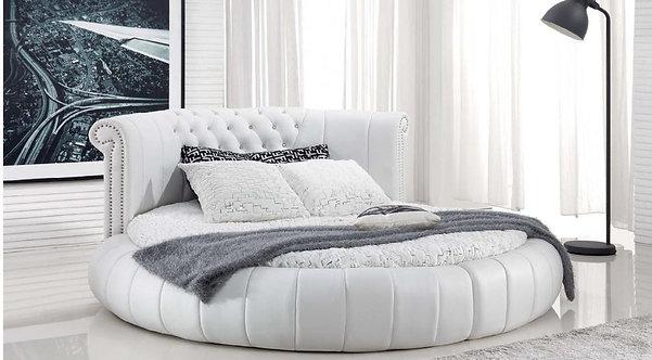 Круглая кровать Ida