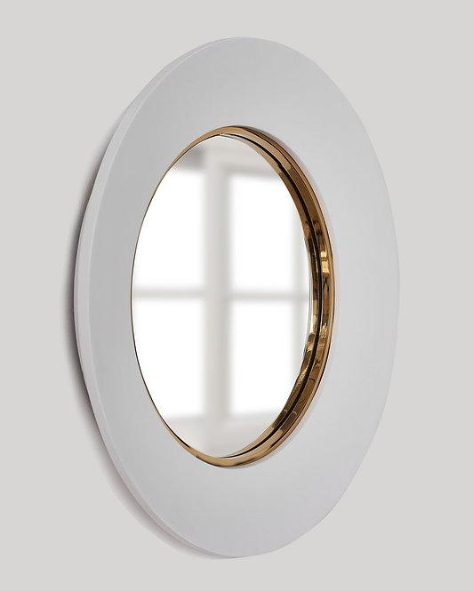 "Круглое зеркало в раме ""Портердейл"""