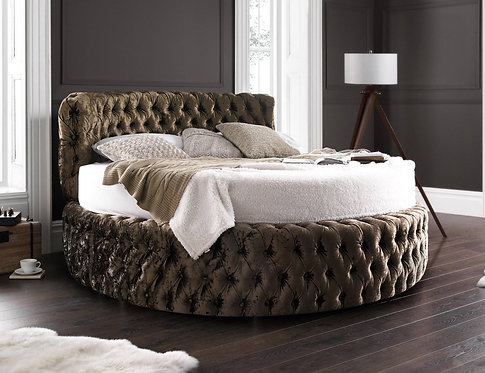 Круглая кровать Medeya