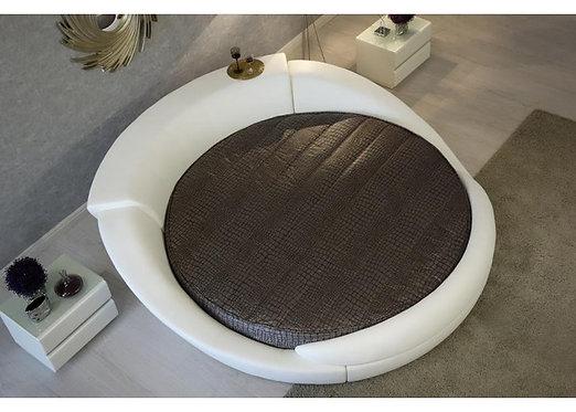 Круглая кровать Fiva