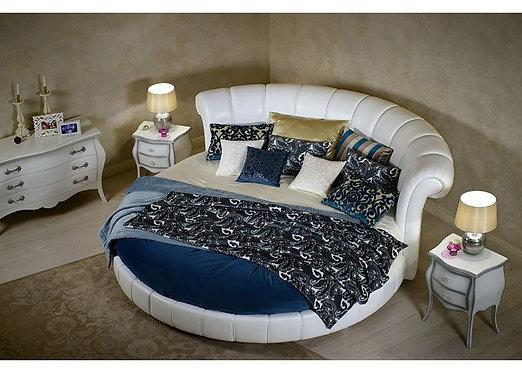 Круглая кровать Artemida